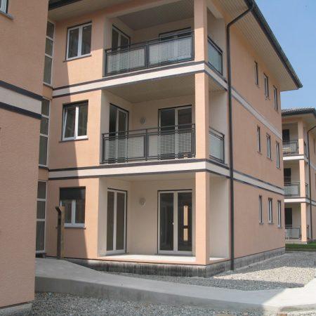 Apartment houses dzīvokļu mājas