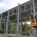 prefab house factory koka konstrukciju māju ražotnes