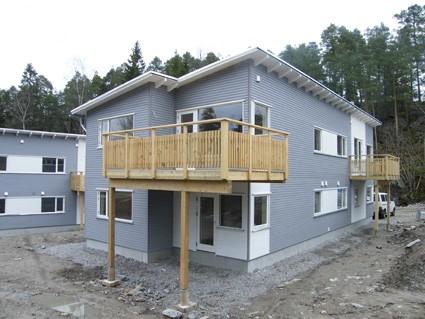 dzīvokļu mājas apartment houses