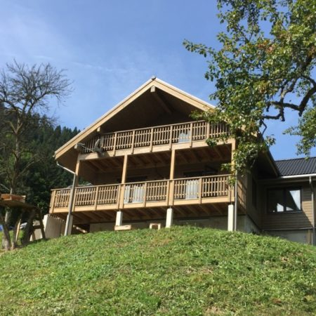 maison du bois vacation house