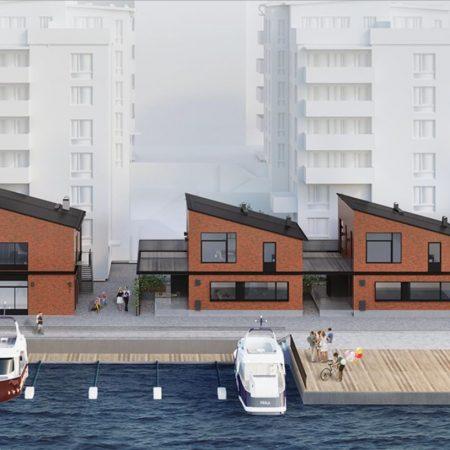 frame house Latvia saliekamās mājas