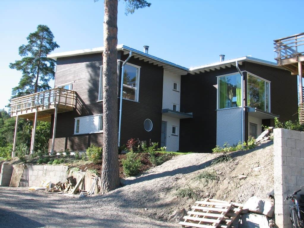 ZTC - the most experienced prefab wood house company in Latvia