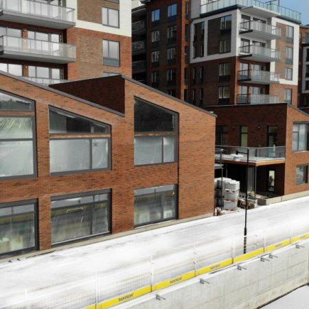 ZTC wood panel house Sweden
