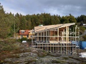 Kit homes Scandinavia